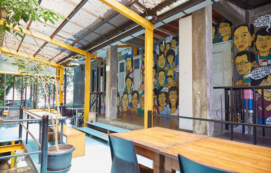 Kedai Kebun Yogyakarta