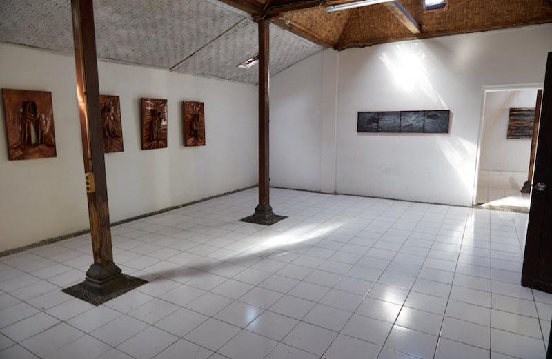 Kersan Art Studio Yogyakarta