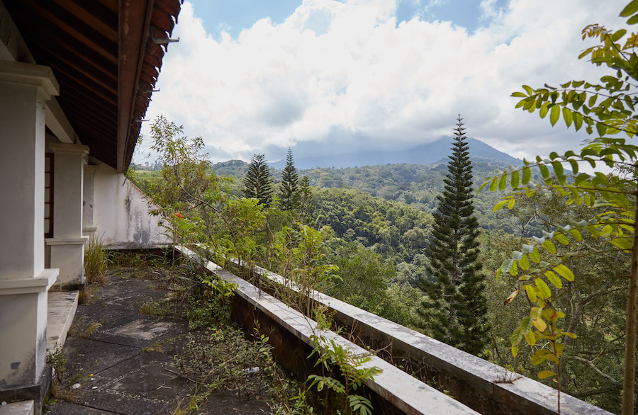 Ghost Palace Bedugul View