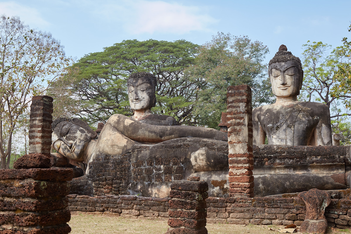 Wat Phra Kaew Kamphaeng Phet
