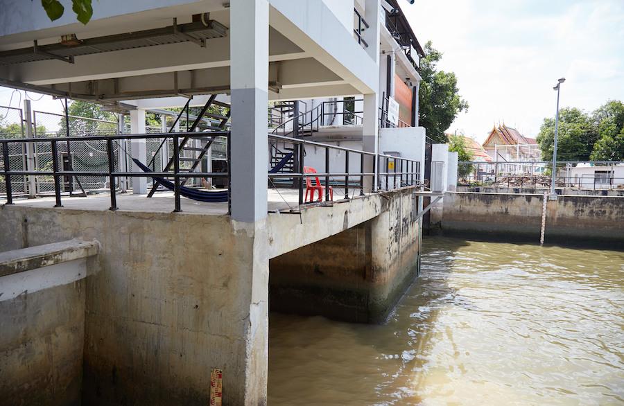 Thonburi Bridge