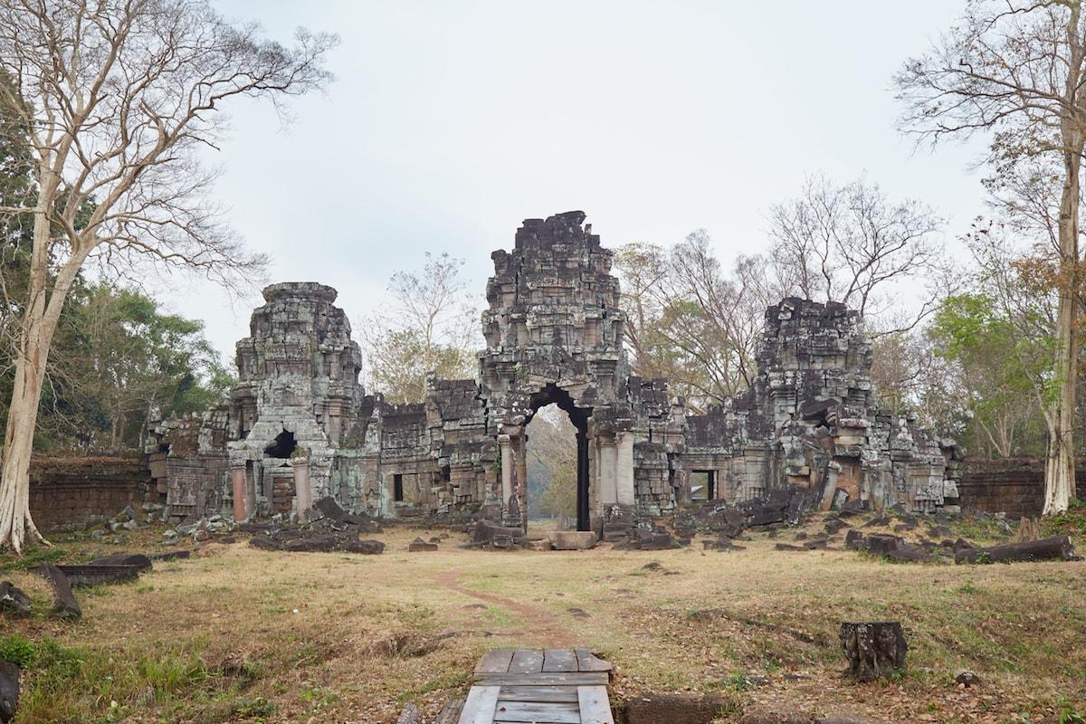 Preah Khan of Kampong Svay Cambodia