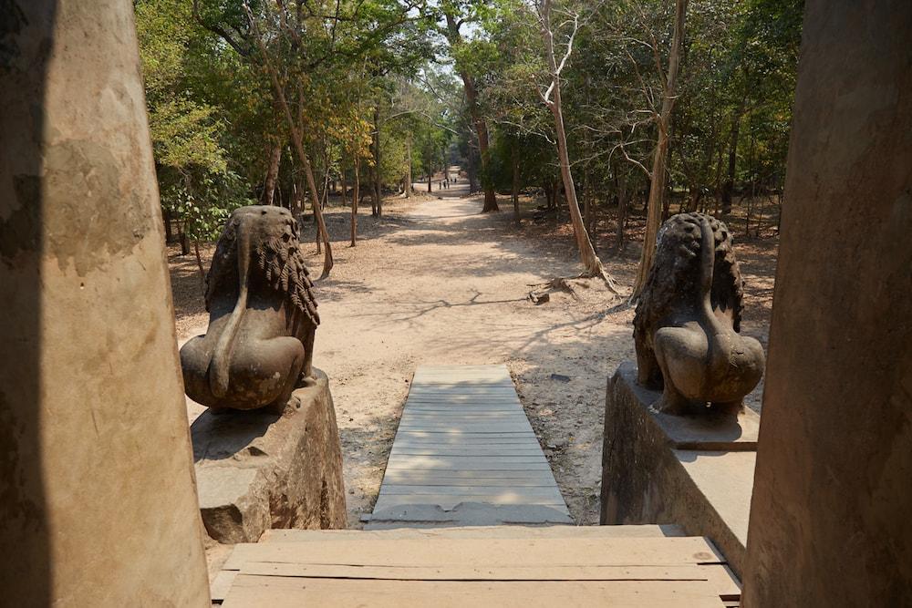 Sambor Prei Kuk Prasat Tao