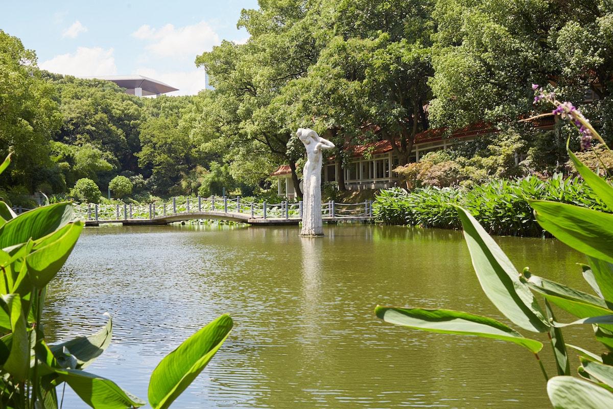 Martyr's Park Changsha