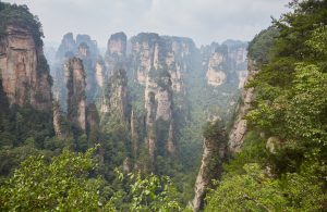 Zhangjiajie National Forest Park Yuanjiajie