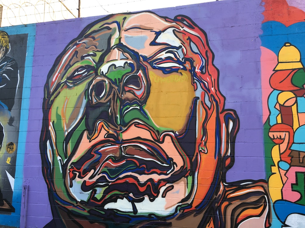 Astoria Street Art