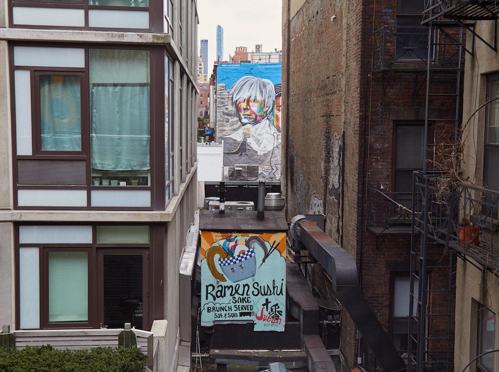 Chelsea Street Art New York City