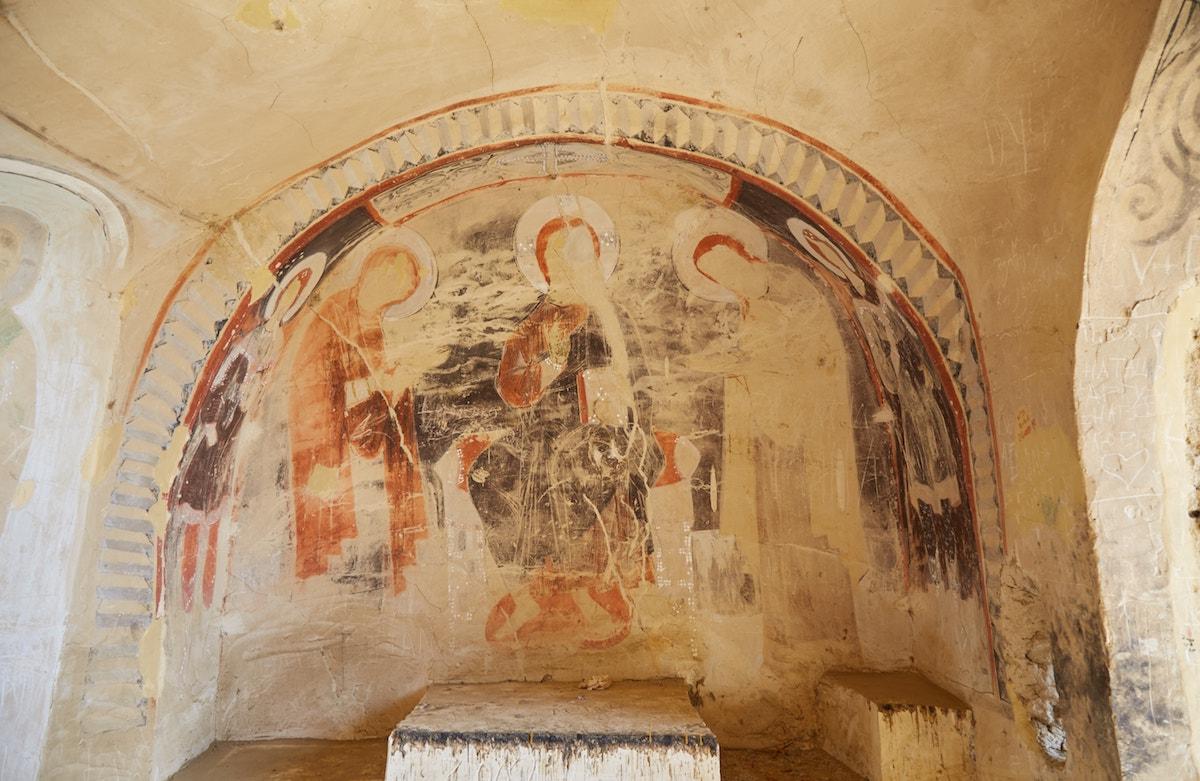 David Gareja Udabno Monastery