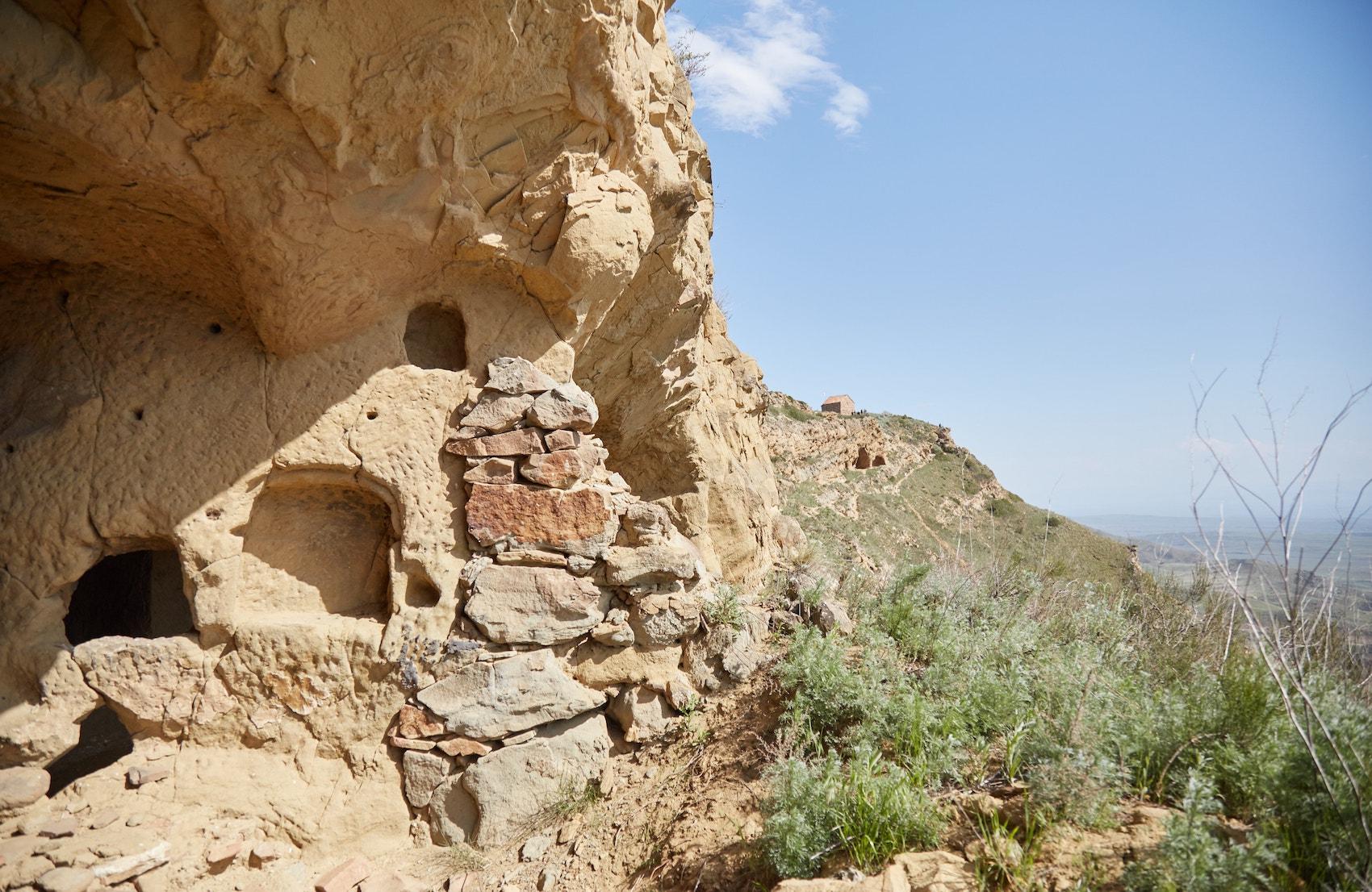 Davit Gareja Udabno Monastery