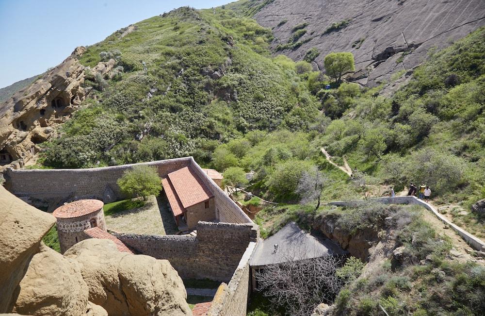 Davit Gareja Cave Monastery