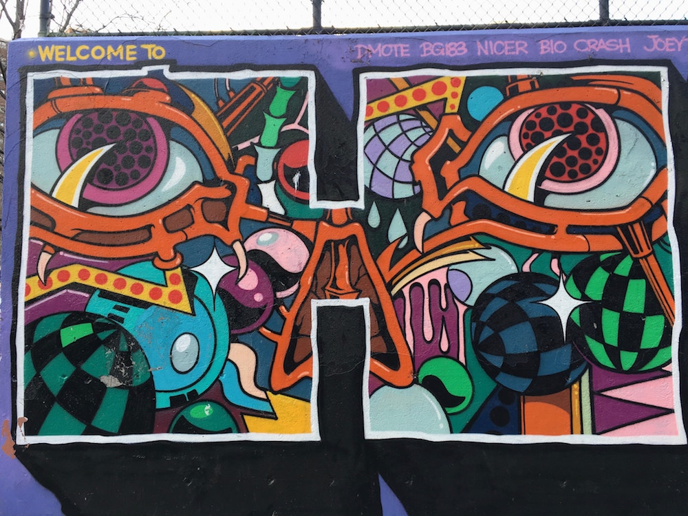 Harlem Graffiti Hall of Fame