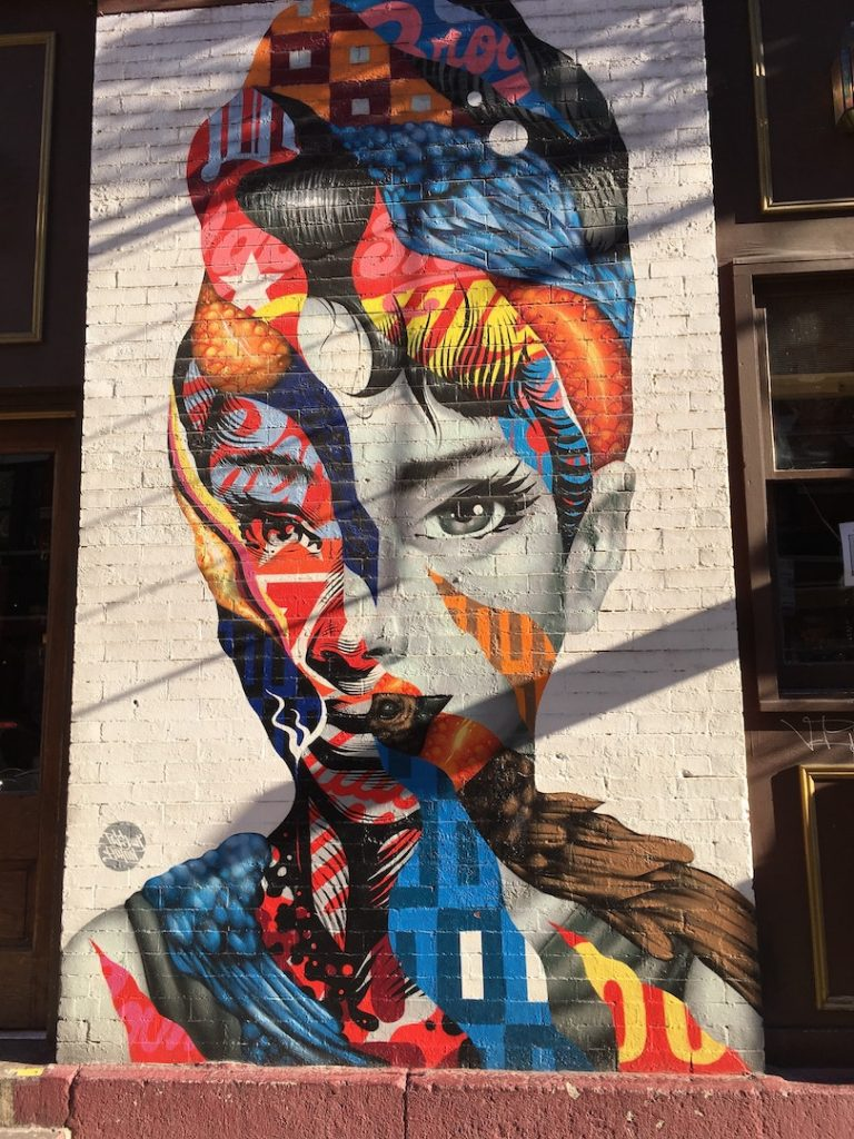 Little Italy Murals NYC