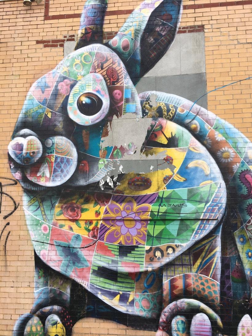 NYC Street Art Bushwick Collective