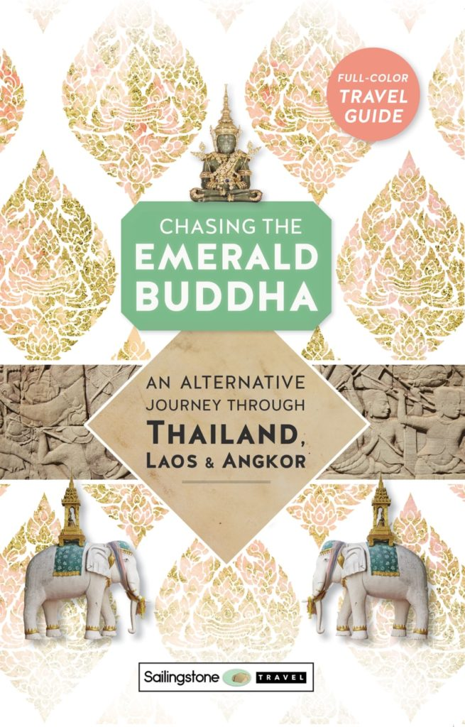 Chasing the Emerald Buddha book cover 1