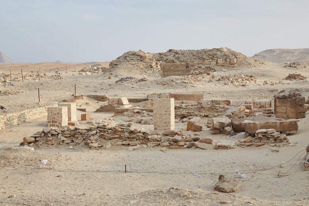 Abu Sir Southern Necropolis