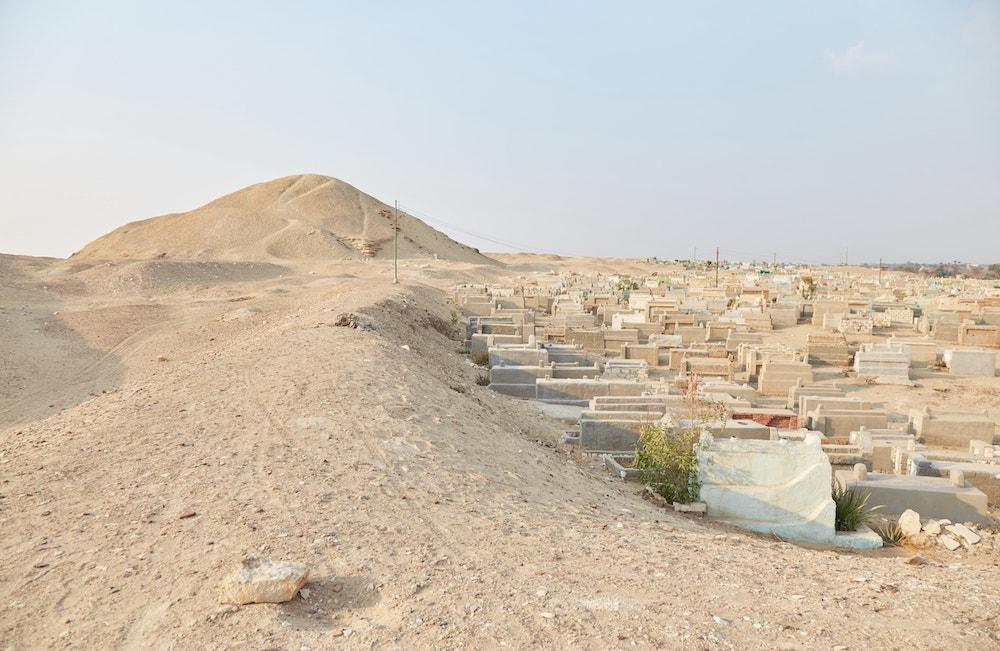 Al Lisht Pyramids