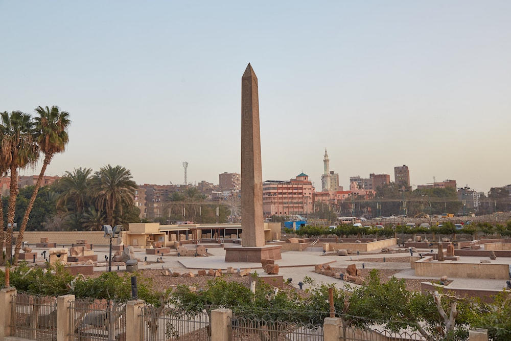 Heliopolis Sun Temple