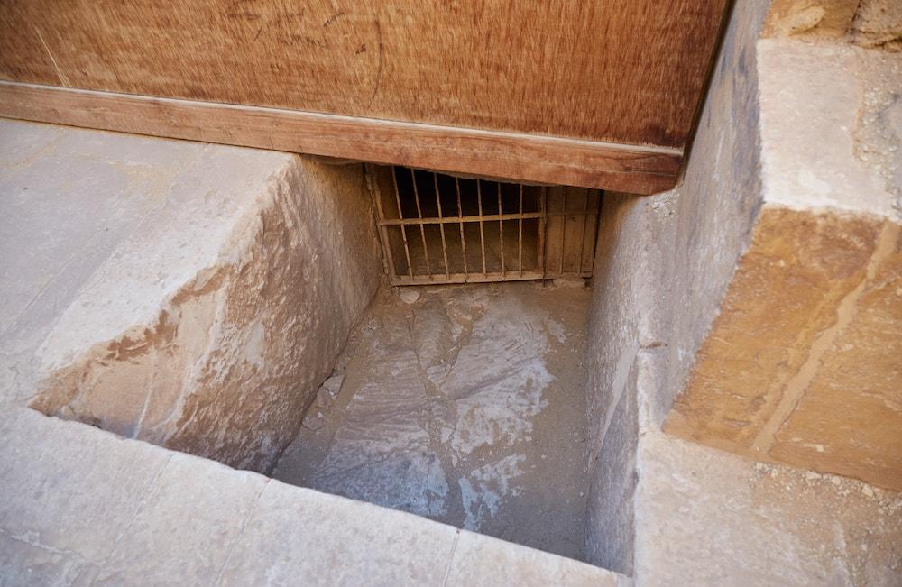 Mastaba of Ptahshepses Abu Sir