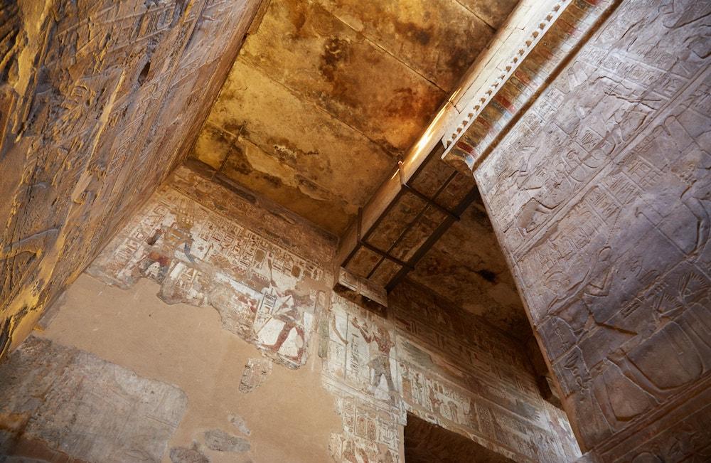 Luxor Temple Inner Sanctuaries