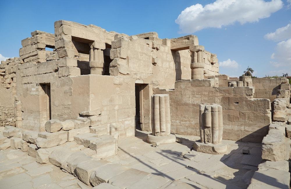 Luxor Temple Triple Sanctuary