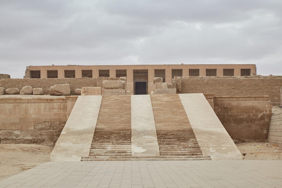 Abydos Seti I Temple