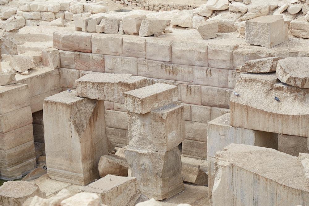 Osireion Abydos