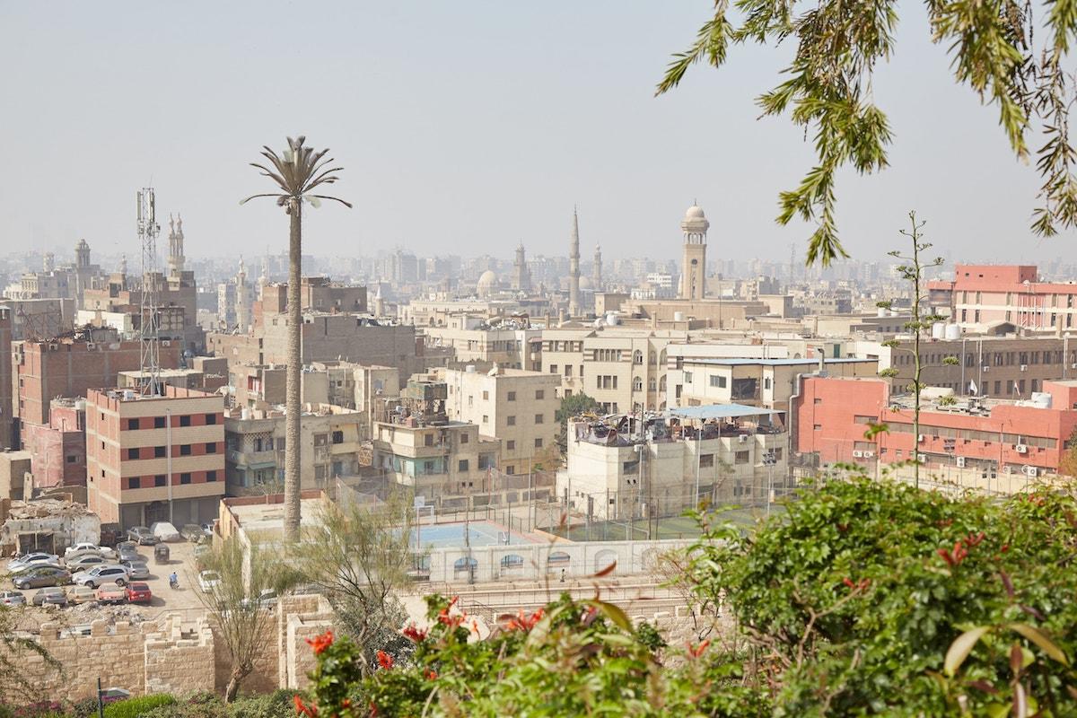 Al-Azhar Park Cairo