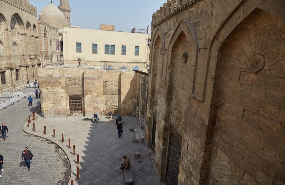 Mausoleum of Al-Saleh Nagm Al-Din Ayyub