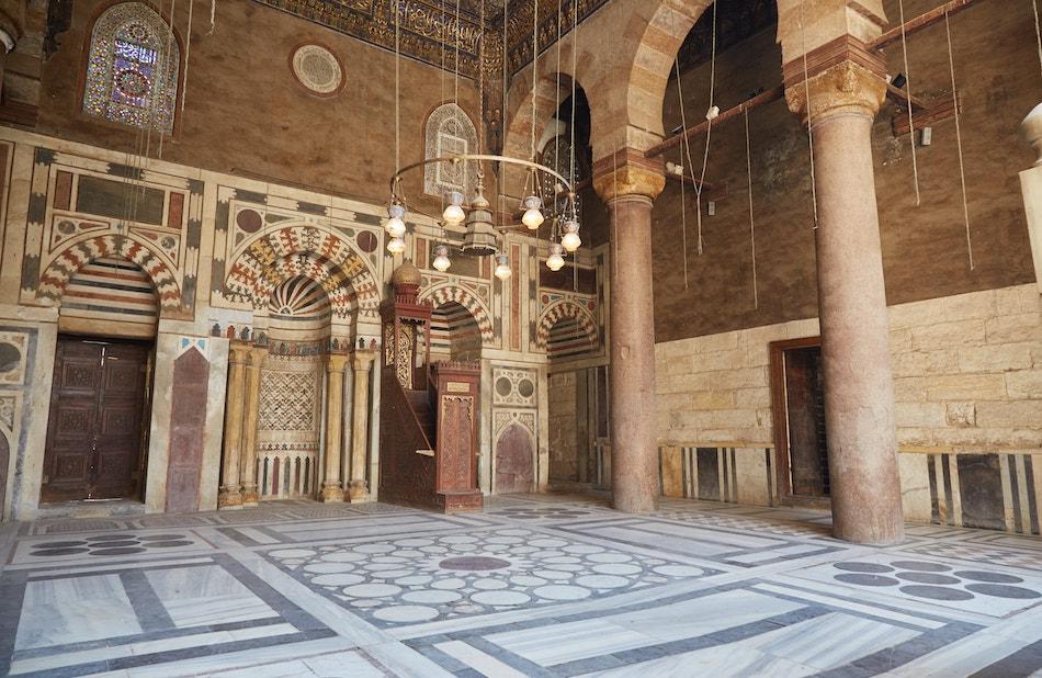 Mosque-Madrassa of Sultan Barquq