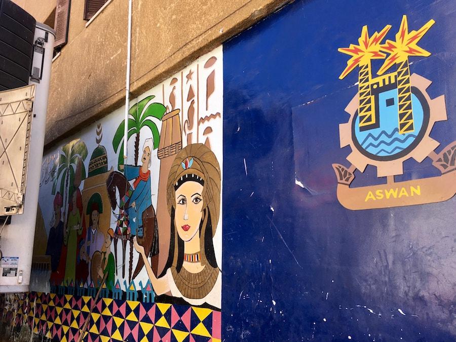 Street Art Aswan