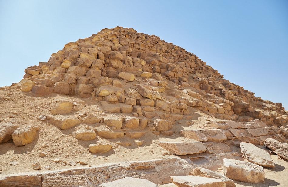 Bent Pyramid 4th Dynasty Pyramids