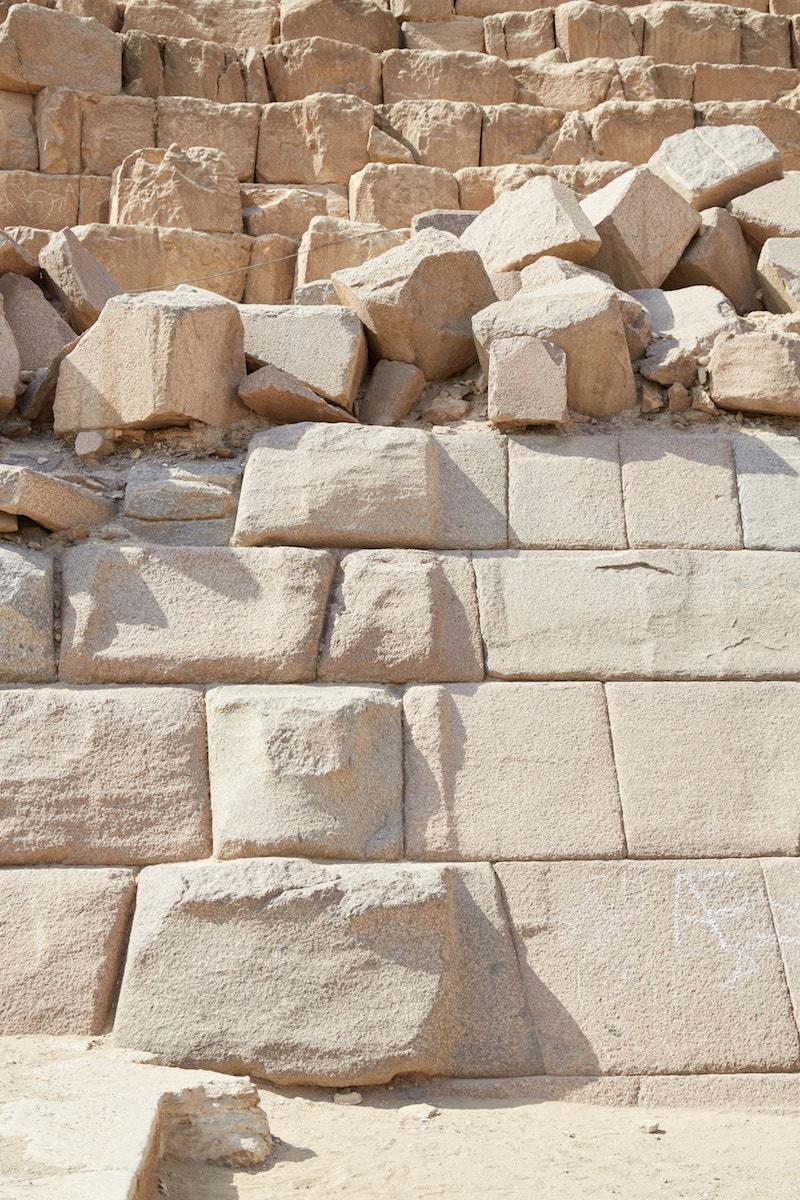 Pyramid of Menkaure 4th Dynasty Pyramids