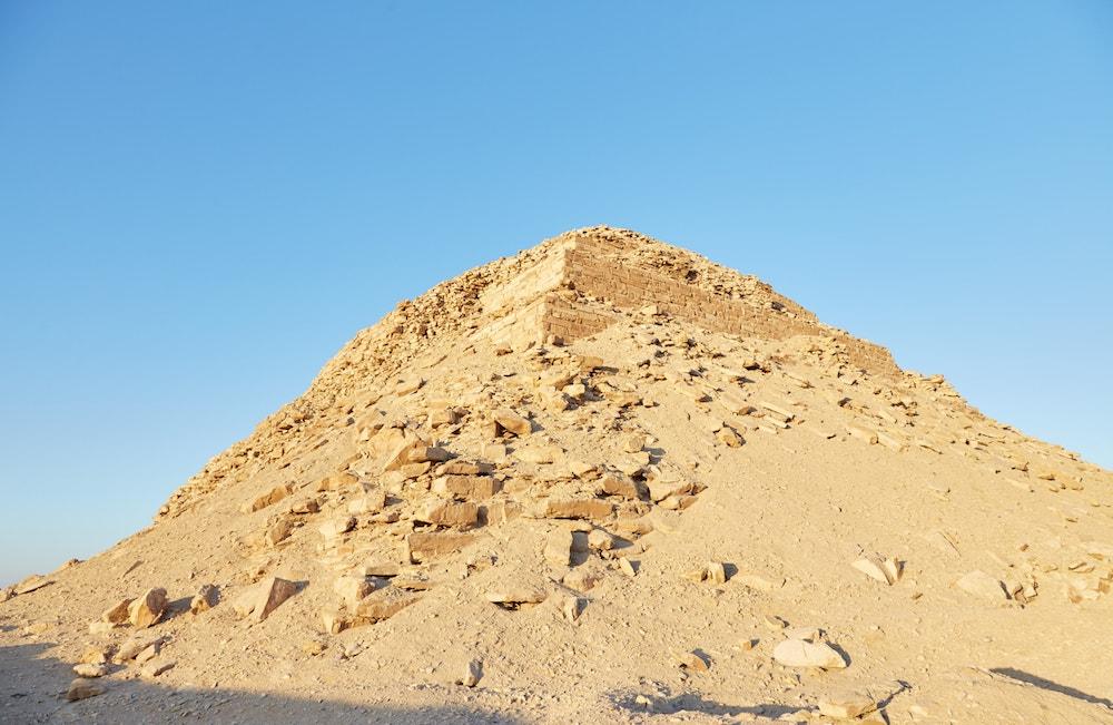 Pyramid of Neferirkare Abu Sir