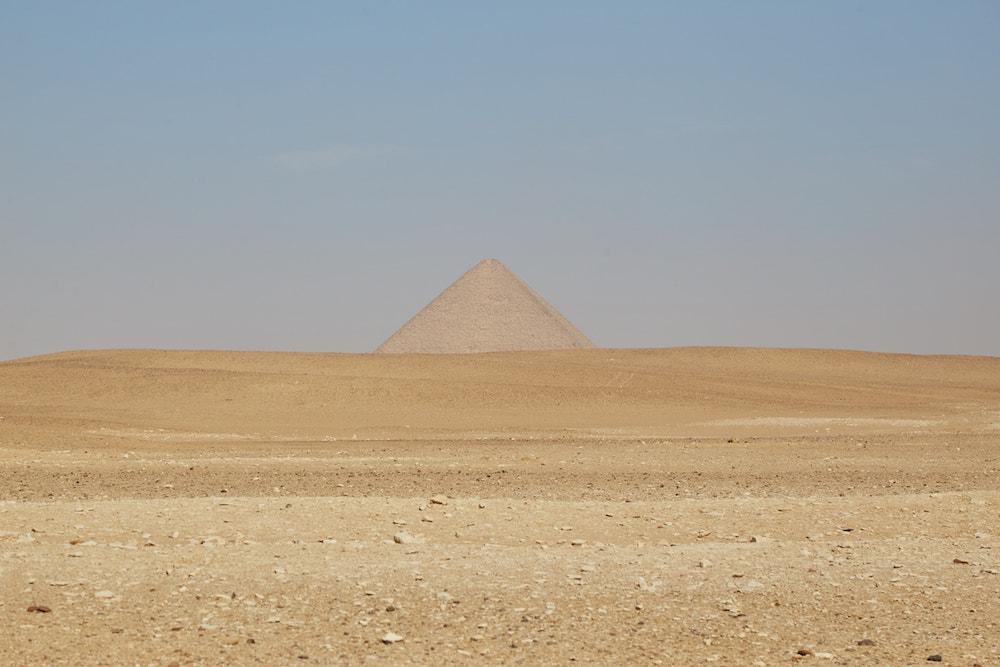 Red Pyramid 4th Dynasty Pyramids