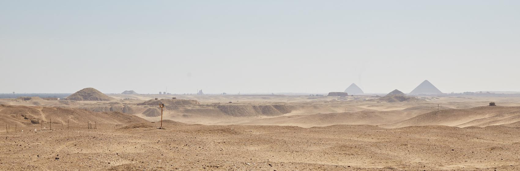 South Saqqara Pyramids