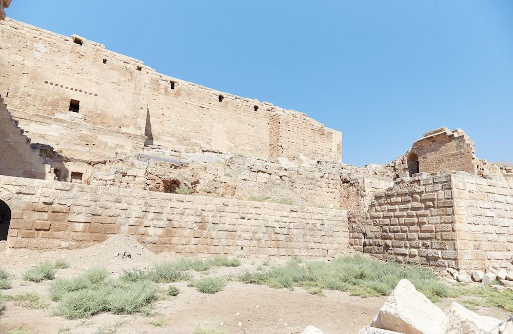 Harran Castle Harran Guide