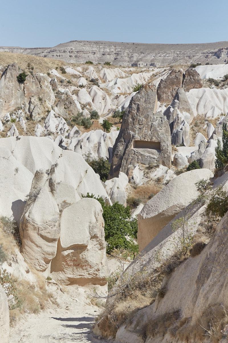Meskendir Valley Hiking Cappadocia