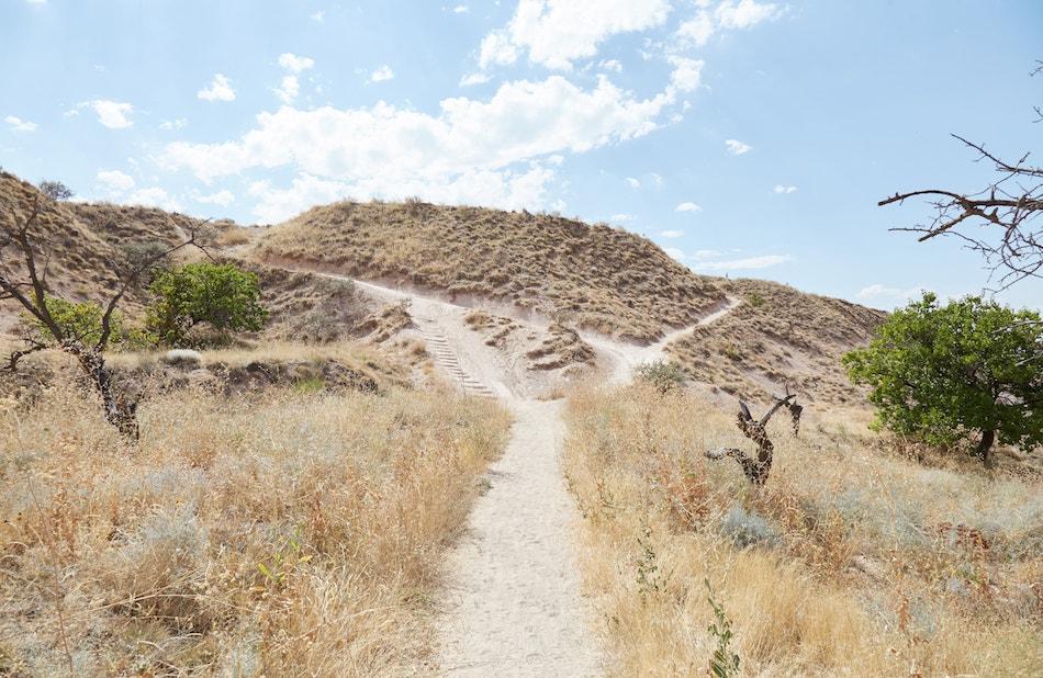 Red Valley Hiking Cappadocia