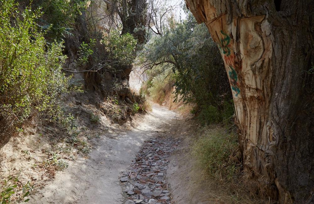 Rose Valley Hiking Cappadocia