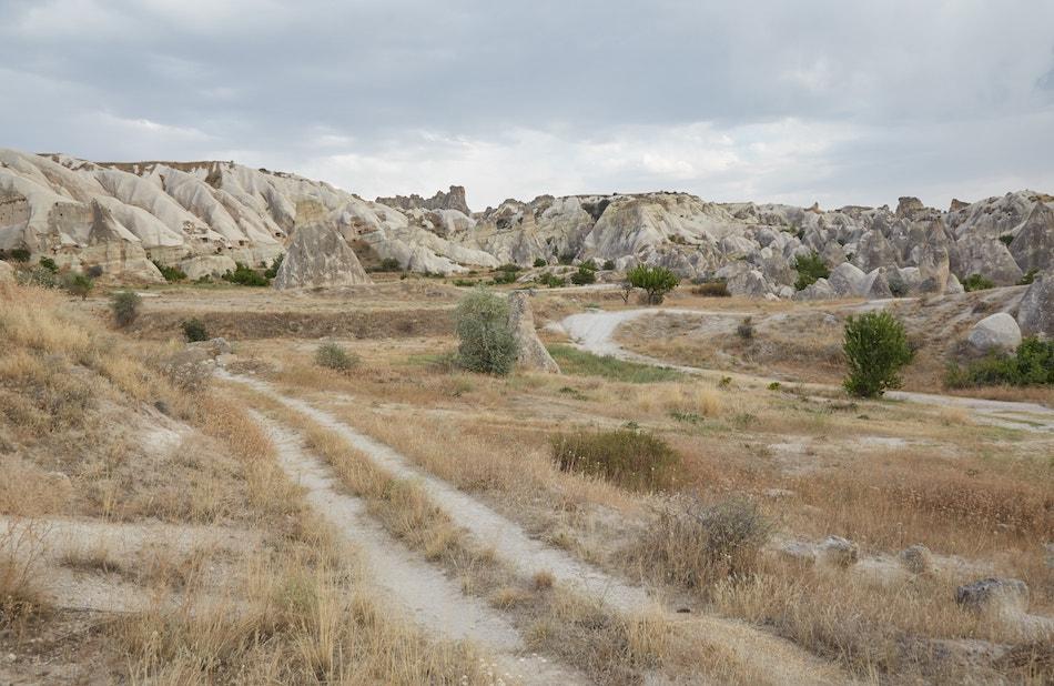 Sword Valley Hiking Cappadocia