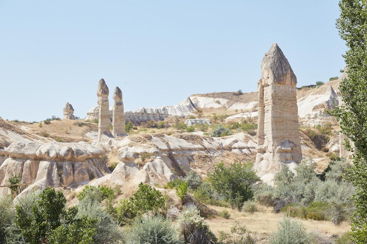 Zemi Valley Hiking Cappadocia